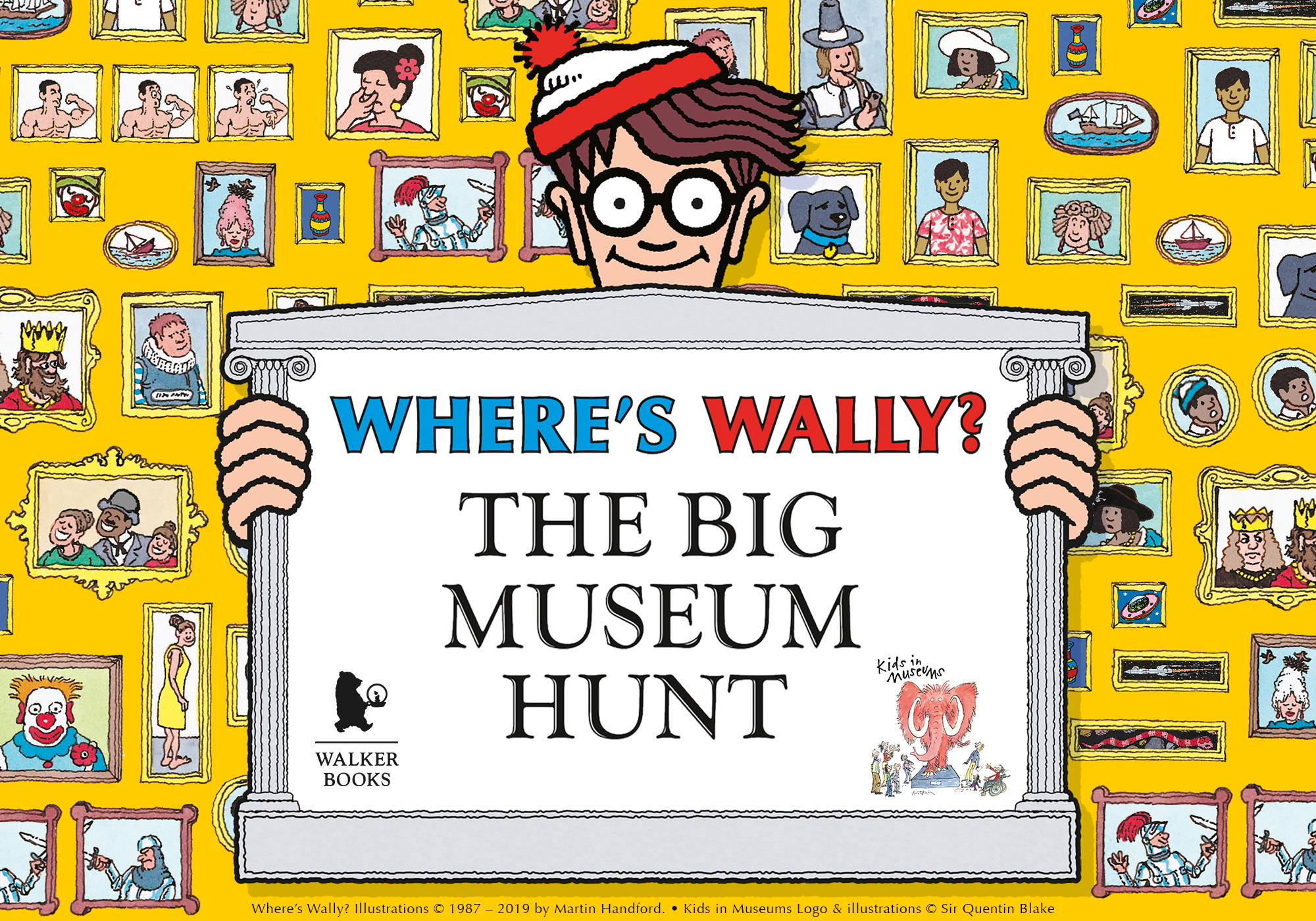 Where's Wally? And lots of family fun at Hastings Museum in half term