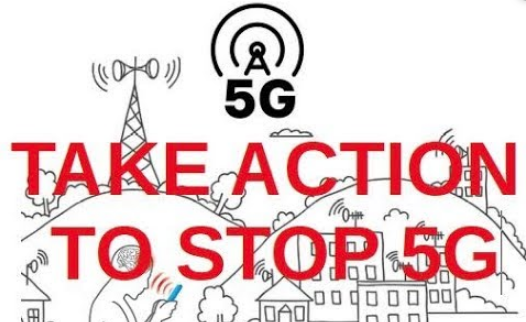 Stop 5G candidate will be on the ballot when voters go to the polls