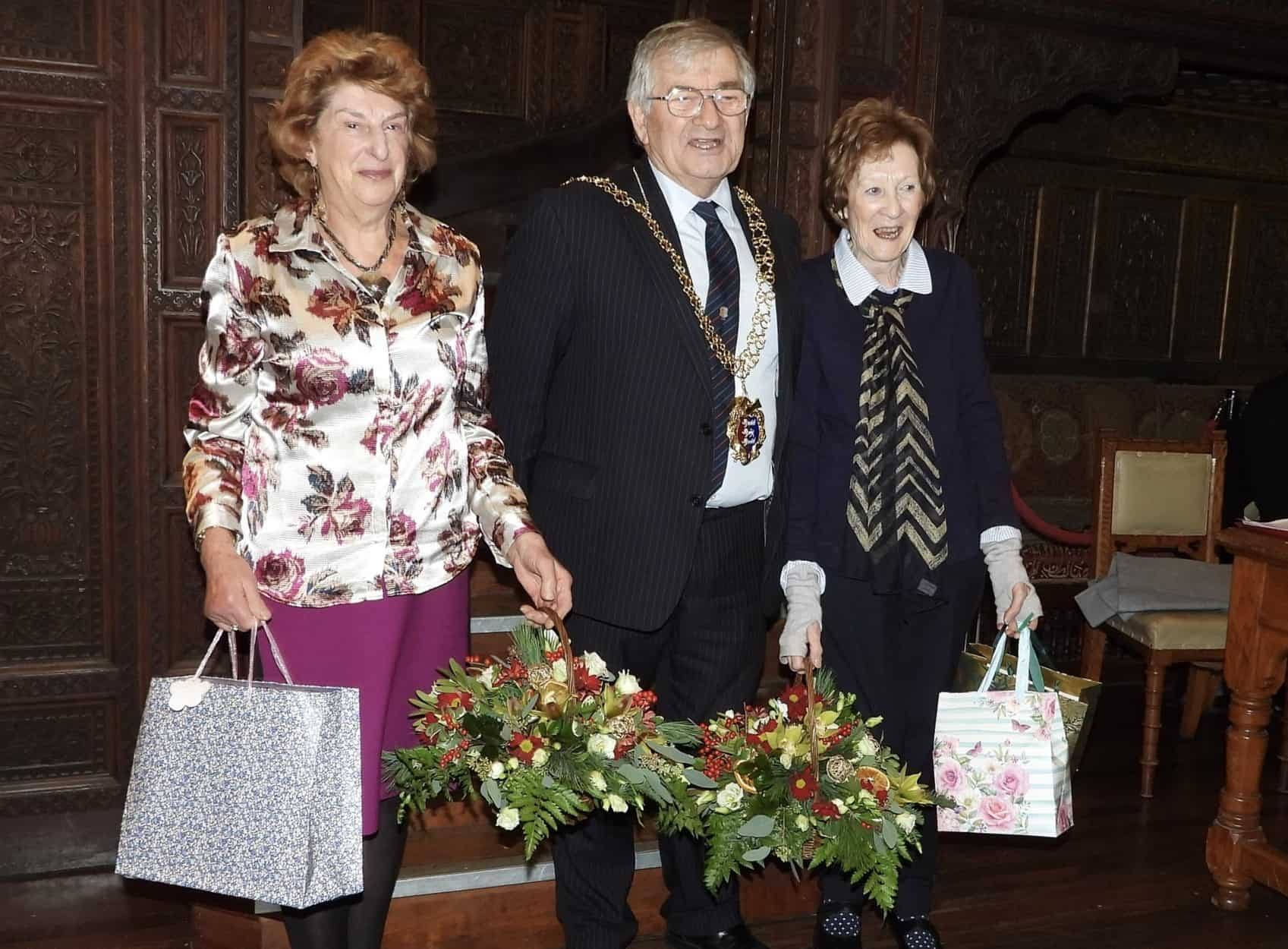 Museum association stalwarts bow out at AGM