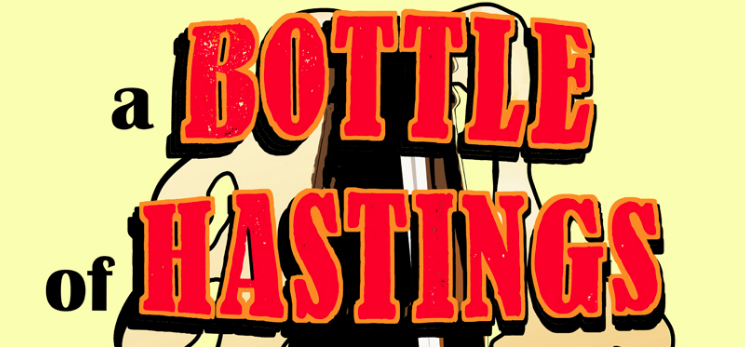 Laughs, sniggers and guffaws galore as 'A Bottle of Hastings' reboots its fringe show for a Sunday night audience
