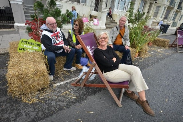 Launch of a local Living Streets Group