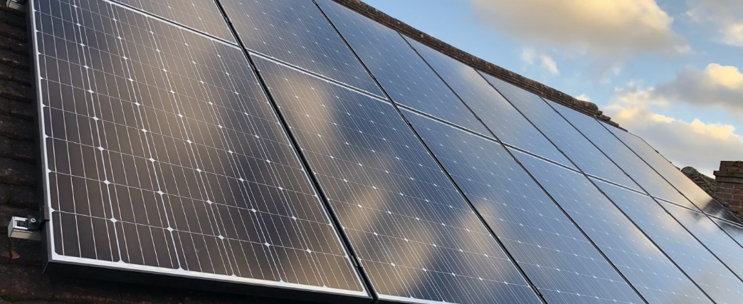 There will be NO solar panels on the country park