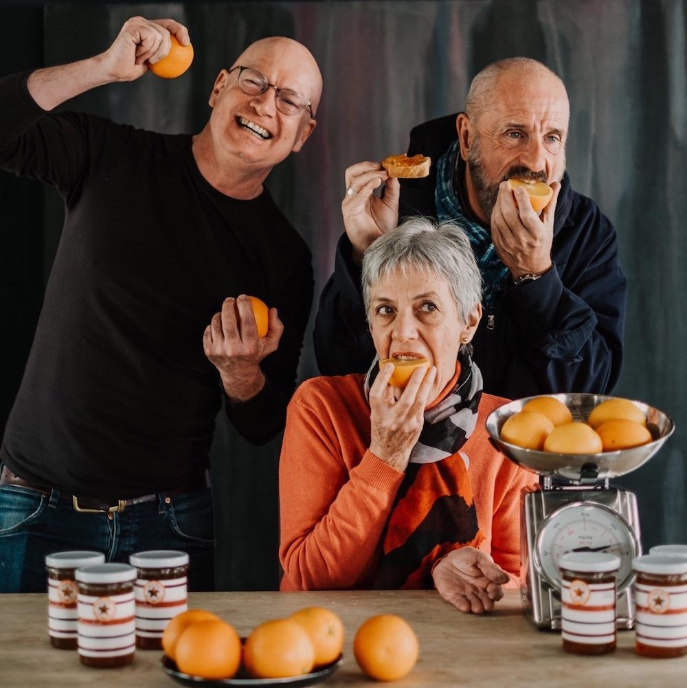 Pip, pip hooray for Swan House's world class marmalade maker