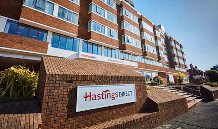 LATEST: Hastings Direct agrees to a £1.66 billion takeover