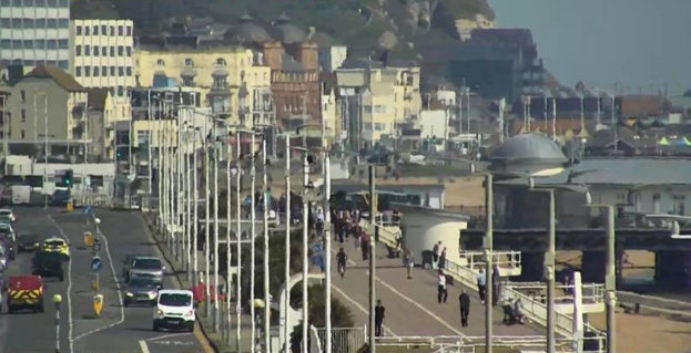 Virus threat 'is still real' says council as it urges residents and visitors to help keep Hastings safe