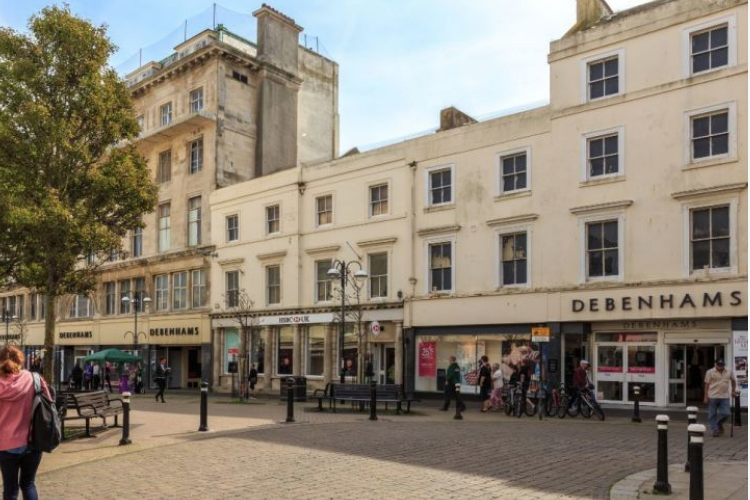 Debenhams – all hopes of a rescue that would save Robertson Street store have gone as Boohoo buys only the brand