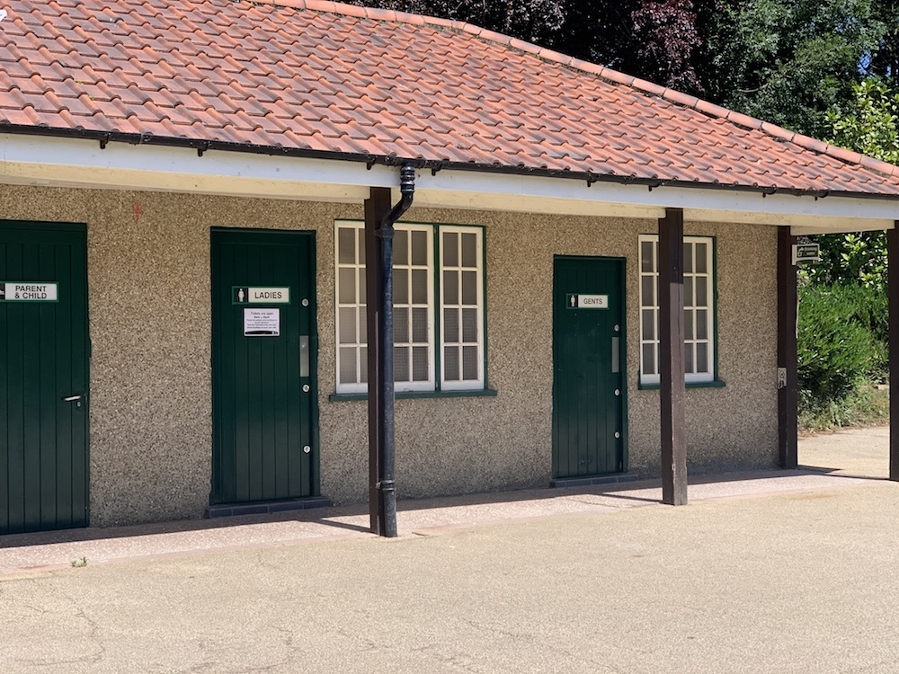 Public toilets are open for your business – well some of them are