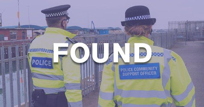 Missing Maisie is found!