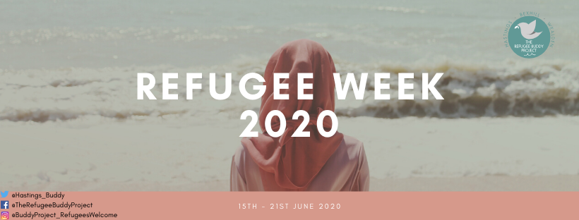 Join local celebrations of Refugee Week 2020 with online events, activities and projects