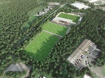 Sedlescombe Rangers become Community Partner with Hastings United in the Tilekiln park development