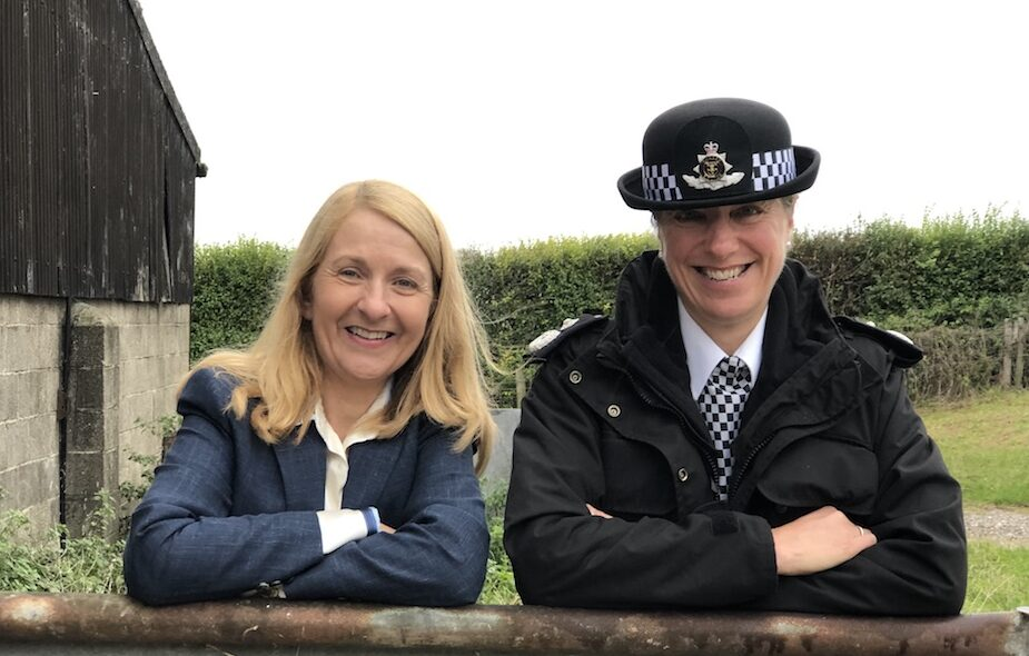 Deputy Chief Constable set to take on the top job later this month