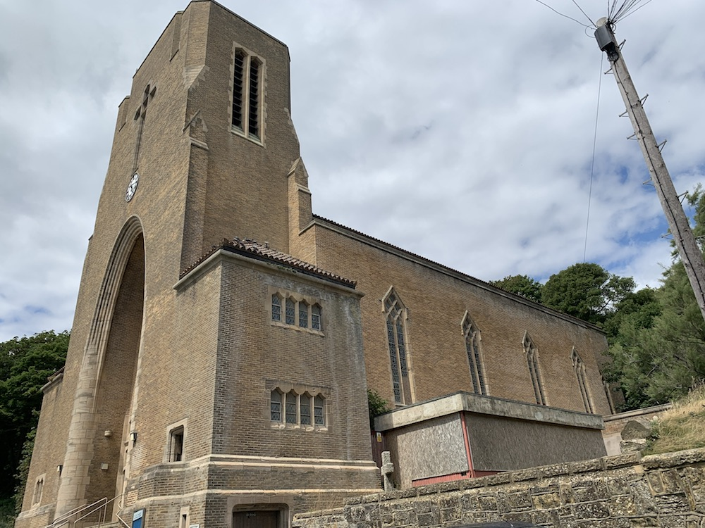The sad history of St Leonards Parish Church