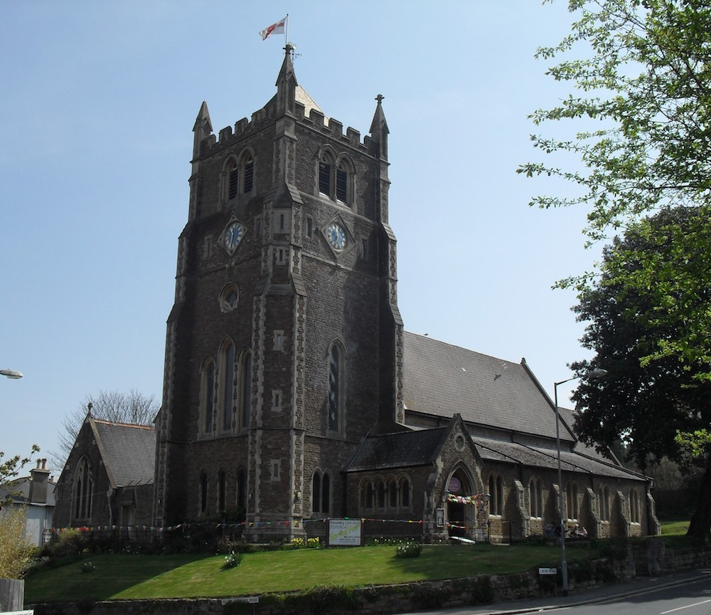 Churches welcomed back worshippers at weekend