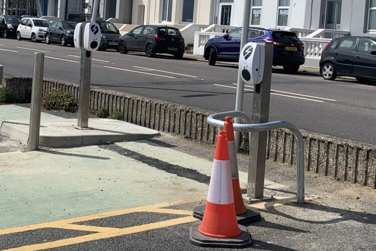 EV driver says council's new charging points aren't up to the job