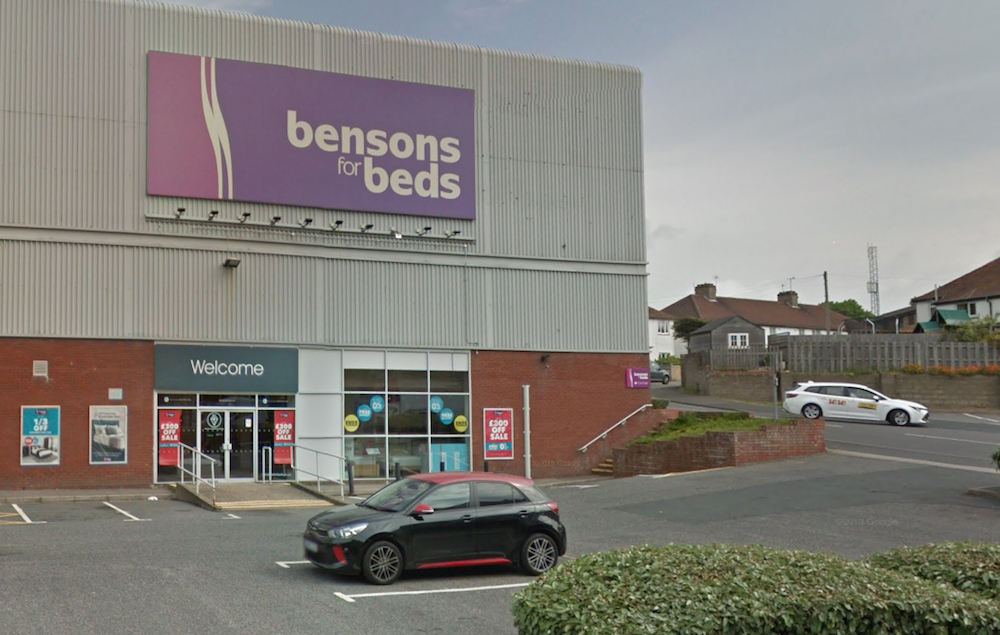 Bensons for Beds' owners go bust – what's the future for the Hastings store?