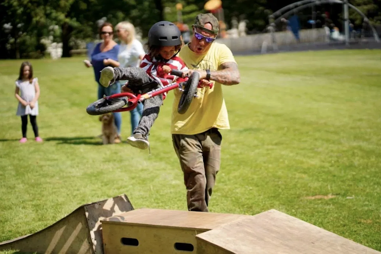 Opportunity is knocking – funding boost means a great summer of activities for town's children and young people