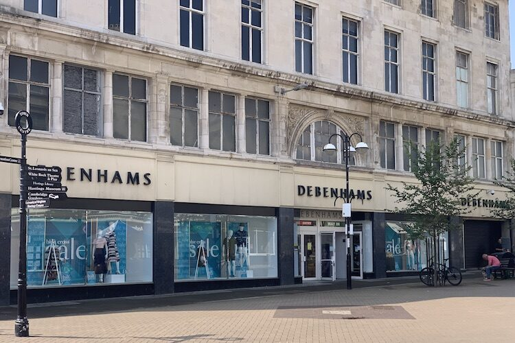 Bidding deadline was yesterday as analysts predict an online only future for Debenhams