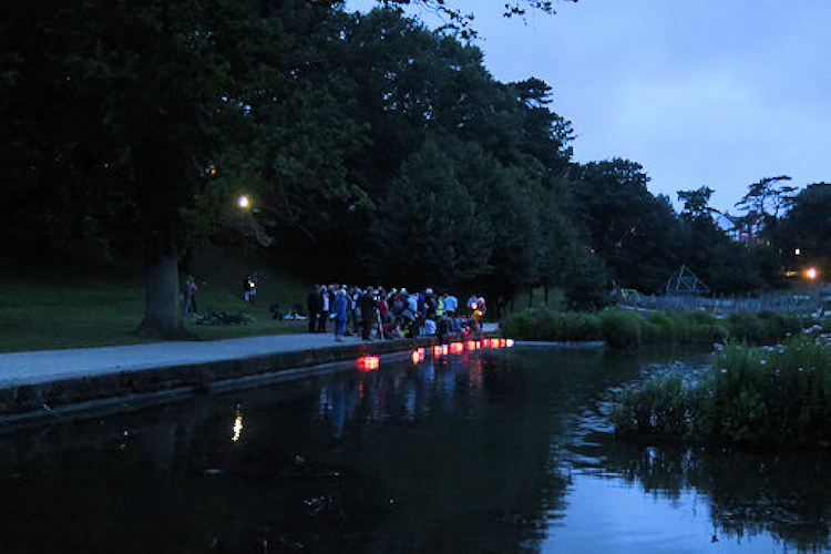 Health and safety concerns put a stop to Alexandra Park floating lanterns