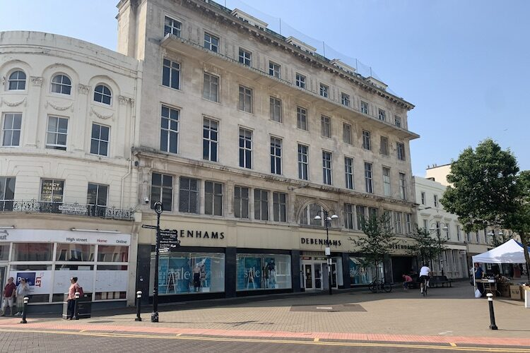 Teetering on the brink? Debenhams owners appoint business closure experts