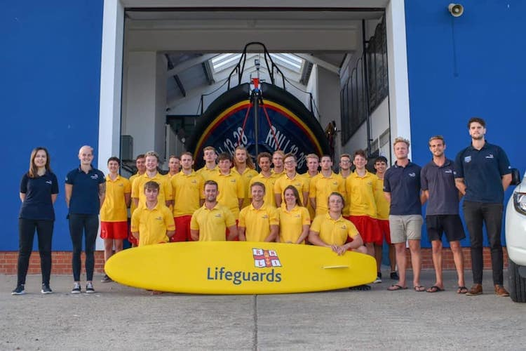 Council agrees new three year life-saving deal with the RNLI