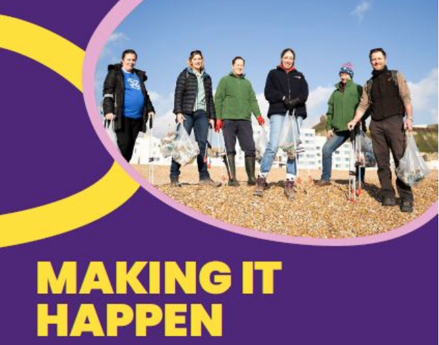 You CAN make it happen – with a little help from HVA