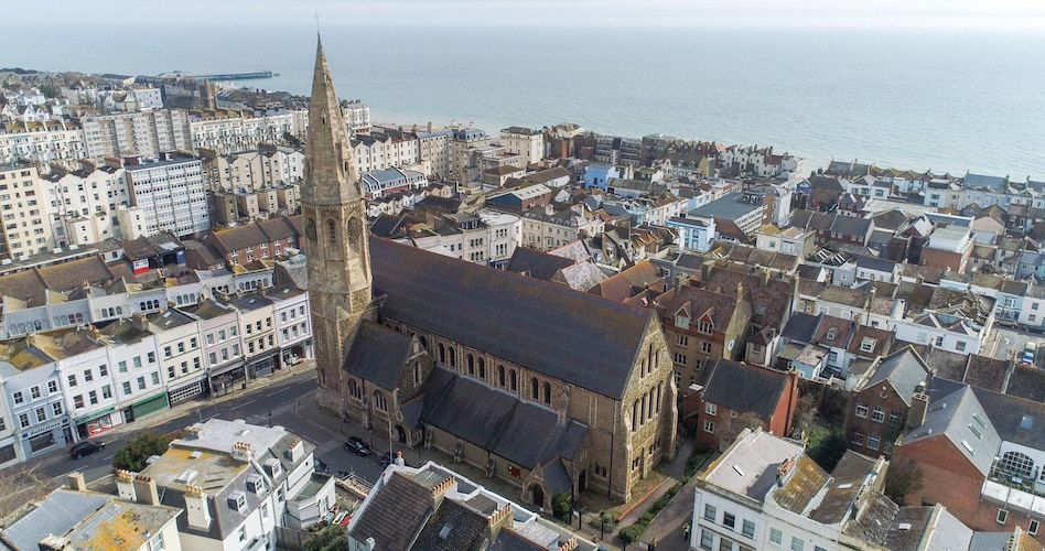 Christ Church receives cash lifeline from  £1.57bn Culture Recovery Fund