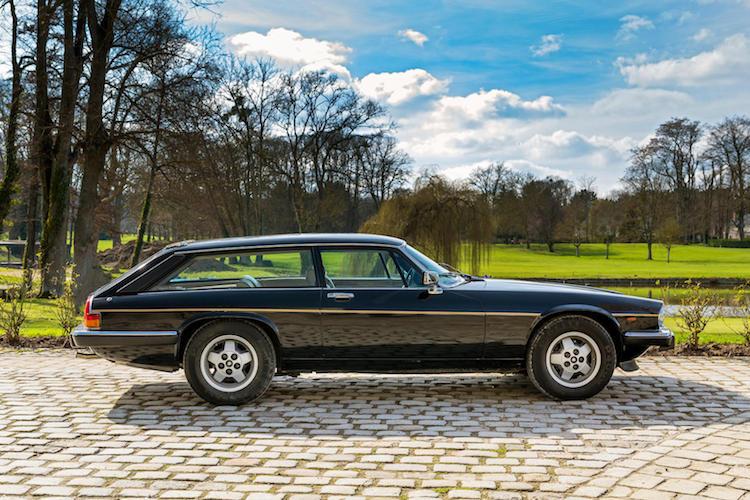 Made in Hastings – the Jaguar XJS based Lynx Eventer