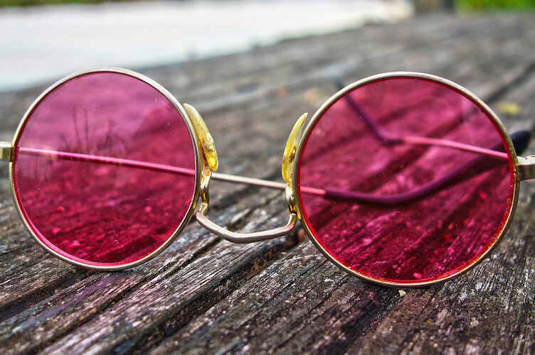 Through the rose tinted specs… One thing's for sure, it wasn't an old-fashioned Christmas