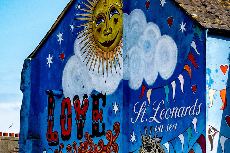 Property owners invited to apply for mural grants in Central St Leonards