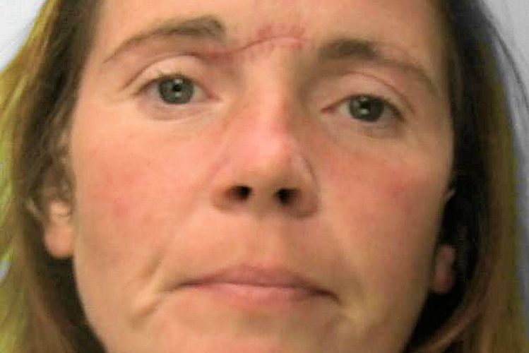 Woman jailed for 'despicable crime'