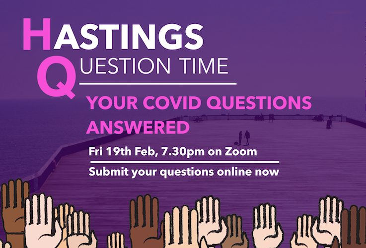 Past, present and future – can Hastings Question Time give you the answers?