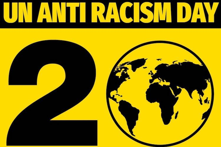 Hastings part in worldwide day that will 'Stand Up To Racism'