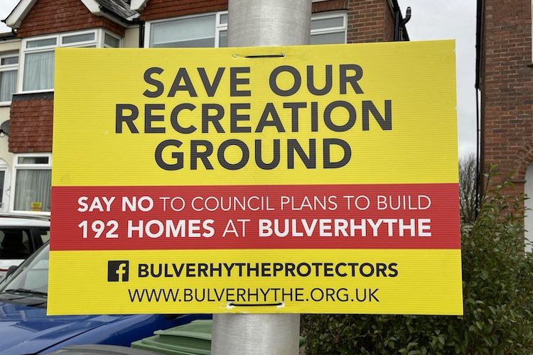Is Bulverhtye plan a 'done deal'? – council leaders told they are 'disrespectful' to local people