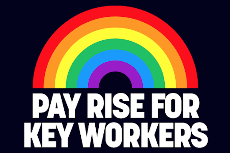Making their case for a pay rise – local key-workers meet their MP