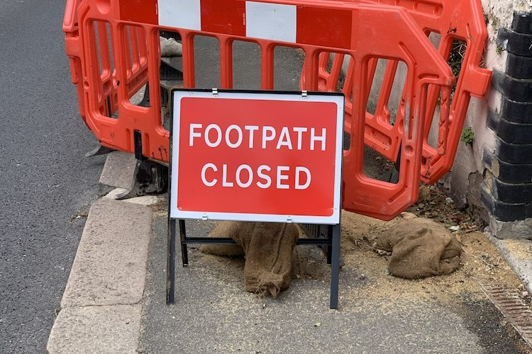 Council left to foot the bill for Battle Road demolition works