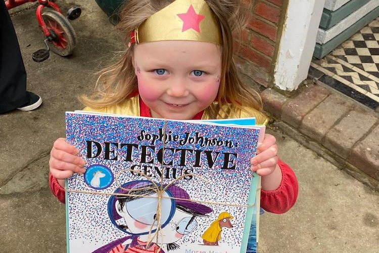 All for the love of reading – 3,600 new books find their way into the hands of Hastings' children