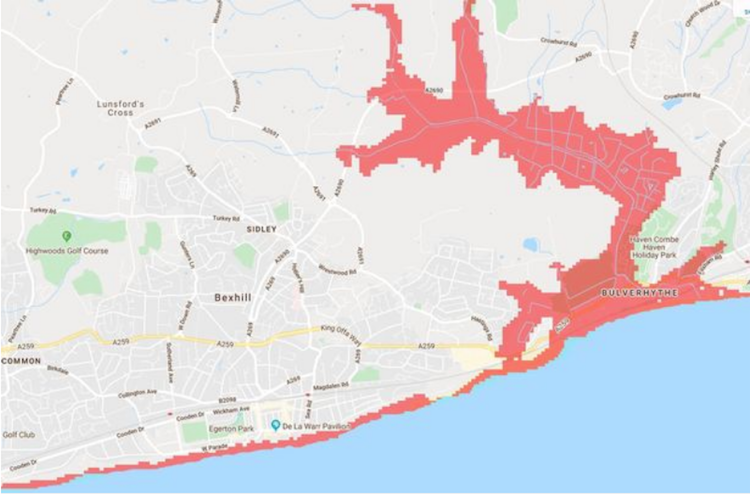 Is council deliberately dodging difficult questions on Bulverhythe flood plain plan?