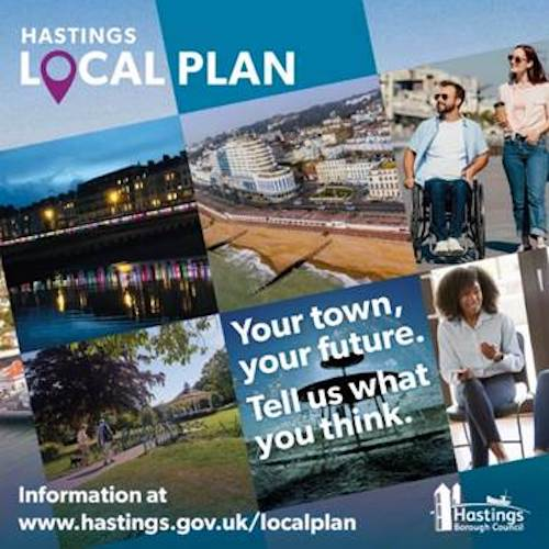 Your chance to shape the future of your town!