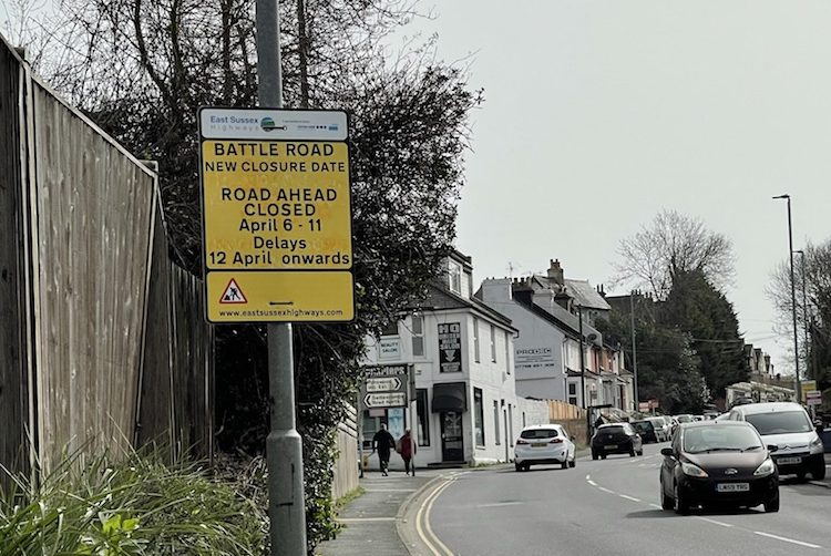 Battle Road will close from Tuesday for six days