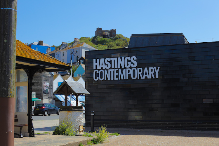 Seaside Modern: art and life on the beach heralds reopening of Hastings Contemporary
