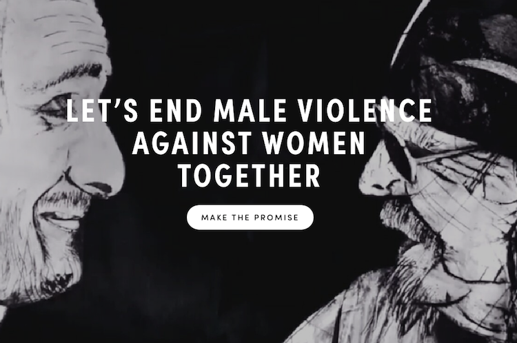 Council says its actions shows a commitment to ending male violence against women