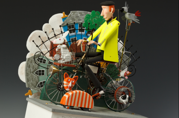 'Automata' exhibition begins today at Hastings Museum and Art Gallery
