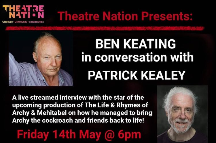 Theatre Nation – bringing live theatre back to the Stables