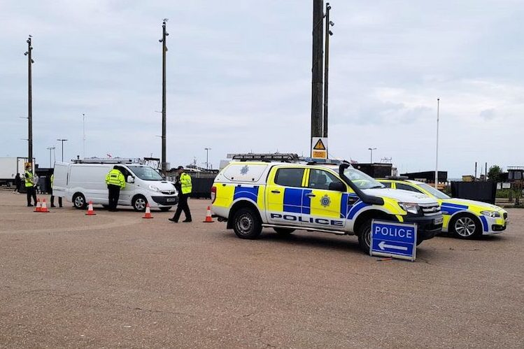 All part of driving down criminality – operation to combat commercial waste offences