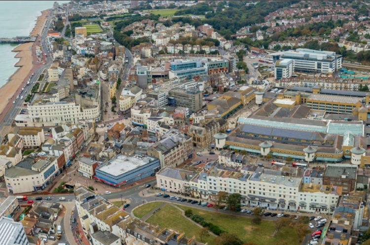 We're in the money… government thumbs up to £24.3m for Hastings' town deal