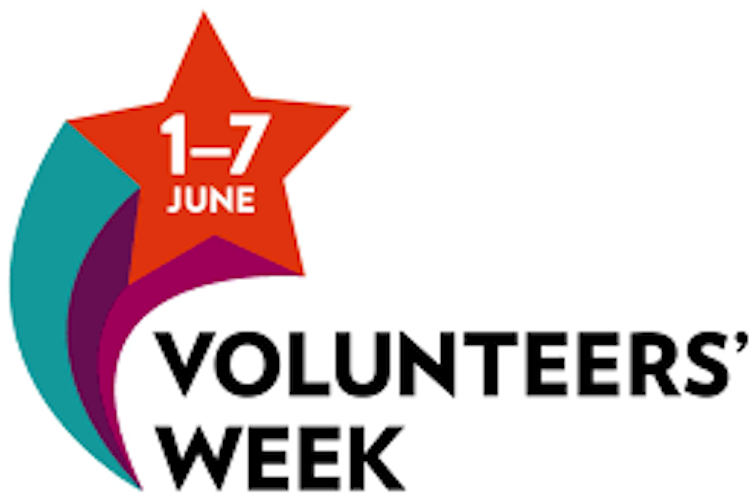 Hastings Voluntary Action says a big thank-you to the army of local volunteers
