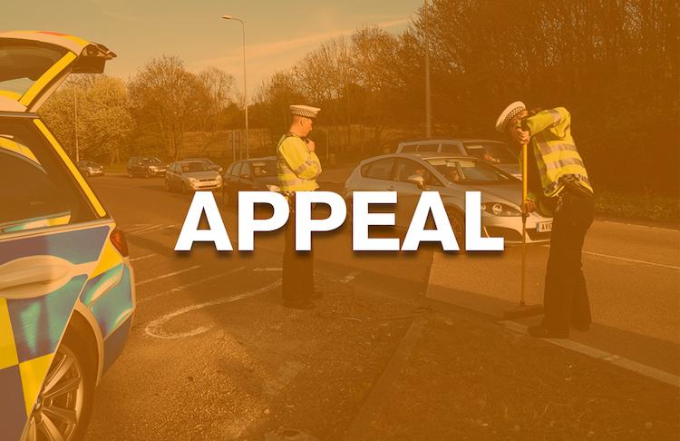 Did you see Upper Park Road crash?