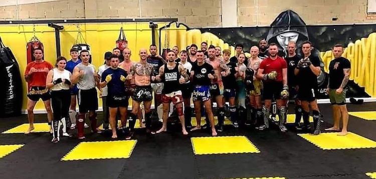First Muay Thai seminar at HKA