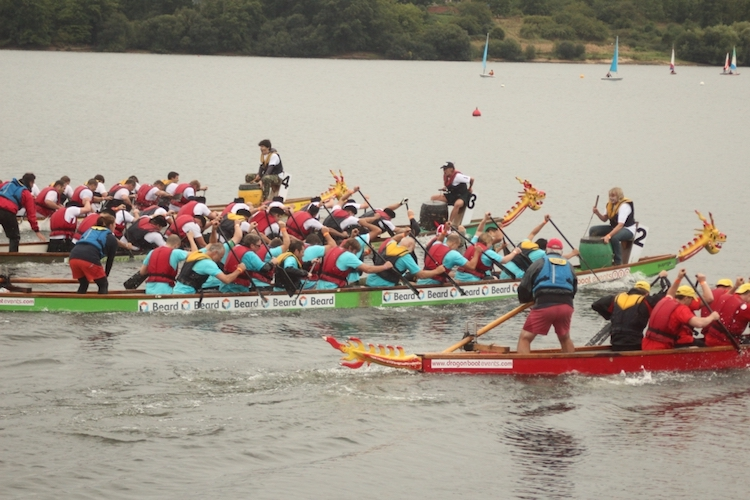 Businesses encouraged to bag a boat at this year's Dragon Boat Race
