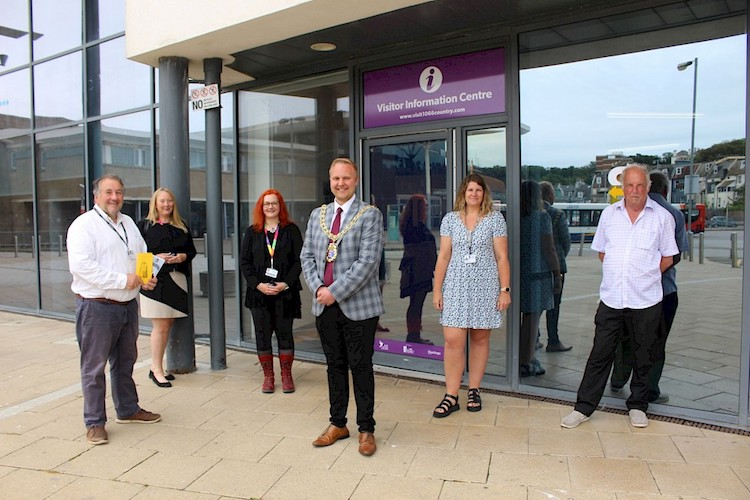 Hastings Visitor Information Centre has a new home at East Sussex College